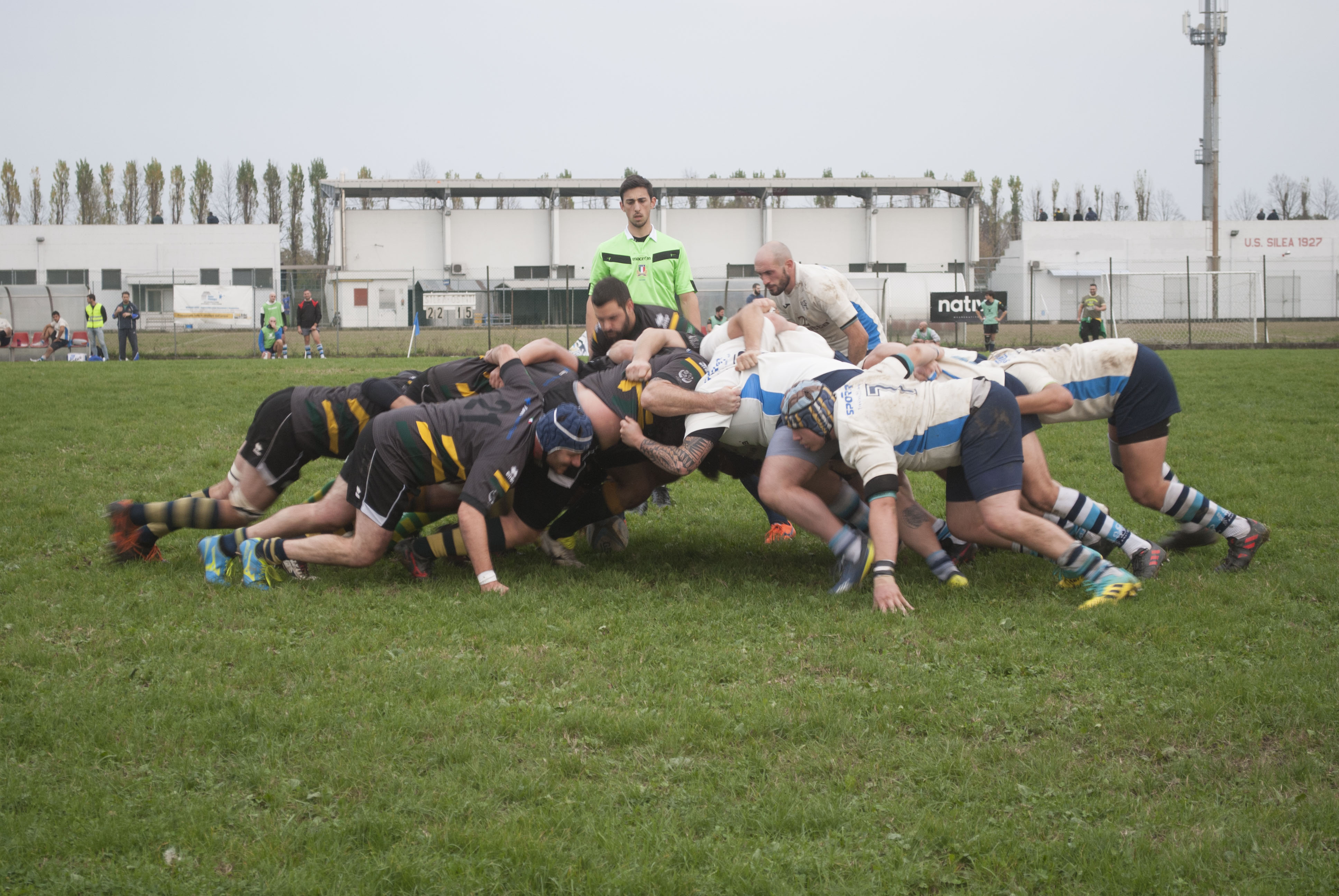 SILEA RUGBY 1981 VS BARNES RUGBY OCCASIONALS